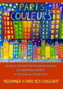 Redonner à Paris ses couleurs